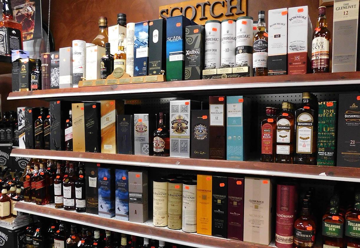 Wine Spirits Of Slingerlands Home Liquor Store